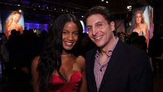 Download Ebonee Davis at SI Swim City with Behind The Velvet Rope with Arthur Kade Video