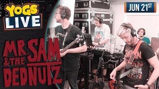 Download MR SAM & THE DEDNUTZ - Hat Films Band Practice Live - 21/06/19 Video