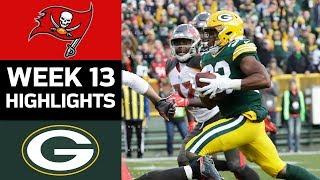 Download Buccaneers vs. Packers | NFL Week 13 Game Highlights Video