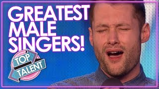 Download 5 GREATEST MALE SINGERS EVER on Got Talent X Factor & Idol | YOU WONT BELIEVE THERE VOICES! Video