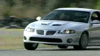 Download Motorweek Video of the 2005 Pontiac GTO Video