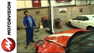 Download Ferrari Scrapyard Video