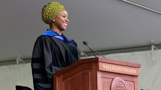 Download Chimamanda Ngozi Adichie: 2015 Wellesley College Commencement Speaker Video