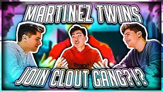 Download MARTINEZ TWINS JOIN CLOUT GANG (ex Team 10 Members) Video