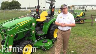 Download New John Deere 2032R and 2038R Compact Tractors Introduced Video