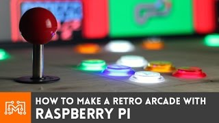 Download Raspberry Pi Retro Arcade using RetroPie (with NO programming) // How-To Video