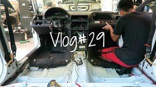 Download Vlog#29: E46 Interior Makeover! Video
