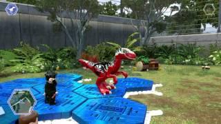 Download Lego Jurassic world Custom Dinosaurs Showcase!!! Video