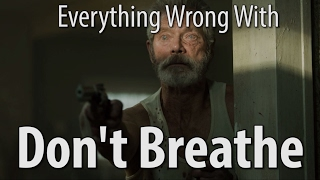 Download Everything Wrong With Don't Breathe In 15 Minutes Or Less Video