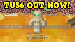Download Minecraft Xbox 360 / PS3 TU56 Out NOW + EXCLUSIVE FEATURE Video