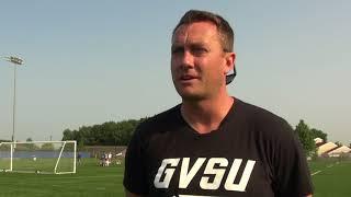 Download 2018 GVSU Soccer - First Practice Video