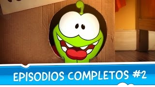 Download Las Historias de Om Nom - Episodios completos 6-9 [Cut The Rope] Video