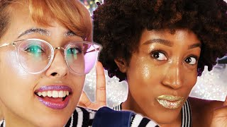 Download The Ultimate Glitter Makeup Challenge Video