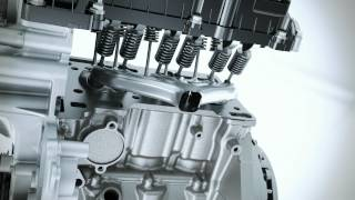 Download Ford's new 3 cylinder EcoBoost engine Video