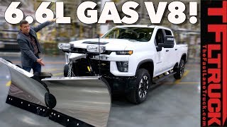 Download Here is How the 2020 Chevy Silverado 2500 HD Delivers the Torque to the Ground Video