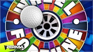 Download WHEEL OF FORTUNE MINIGOLF! (Golf It) Video