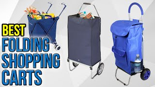 Download 10 Best Folding Shopping Carts 2017 Video