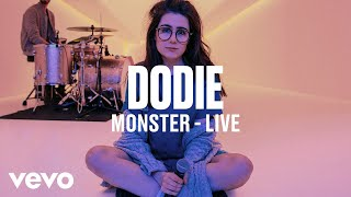 Download dodie - Monster (Live) | Vevo DSCVR Video