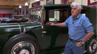 Download 1931 Duesenberg Model J Town Car - Jay Leno's Garage Video