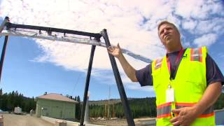 Download Fish passage constructed at Cle Elum Dam Video