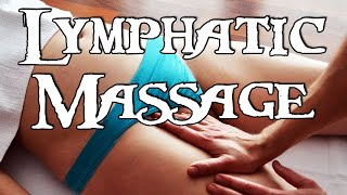 Download MASSAGE Lymphatic drainage - BODY DETOX Video