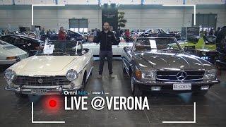 Download Estate? Spider possibili a Verona Legend Cars 2017 Video