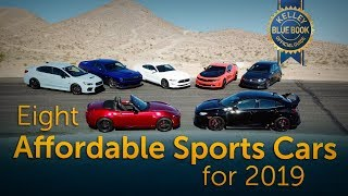Download Eight Affordable Sports Cars for 2019 Video