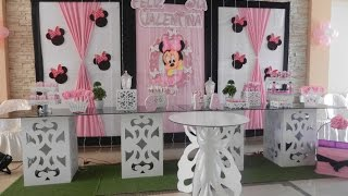 Download 2018 - Decoracion Minnie Mouse - Candy Bar Video