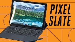 Download Pixel Slate: first look at Google's Chrome OS tablet Video