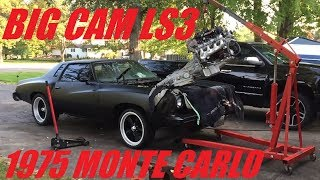 Download 1975 Monte Carlo with NASTY LS3 Video
