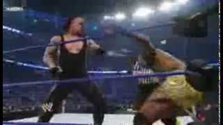 Download Shelton Benjamin vs The Undertaker 2009 1/2 Video