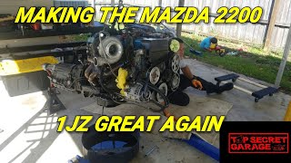 Download MAKING THE MAZDA B2200 1JZ GREAT AGAIN Video