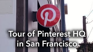 Download Pinterest SF Headquarters Behind-the-Scenes Tour Video