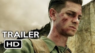 Download Hacksaw Ridge Official Trailer #1 (2016) Andrew Garfield, Teresa Palmer War Drama Movie HD Video
