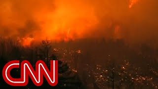 Download White House can't - or won't - explain Trump's wildfire tweets Video