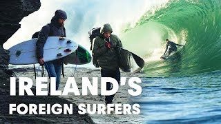Download Meet Ireland's Foreign Surfers   Made In Ireland Part 3 Video