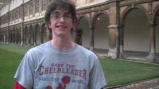 Download Trinity College Cambridge - Day in the life of a medical student Video