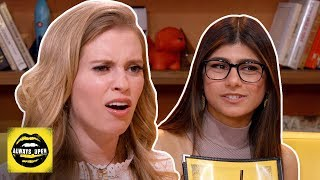 Download Always Open: Ep. 61 - Mia Khalifa Blows Barb's Mind | Rooster Teeth Video