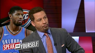 Download Chris Broussard on Oklahoma City's struggles, LaVar Ball calling coaches soft   SPEAK FOR YOURSELF Video