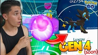 Download Could This Mean GENERATION 4 IN POKÉMON GO? Sooner Than You Think + NEW LEGENDARY! Video