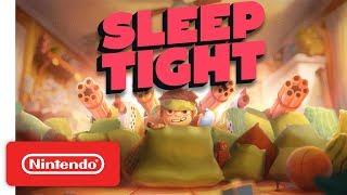 Download Sleep Tight Release Date Trailer - Nintendo Switch Video