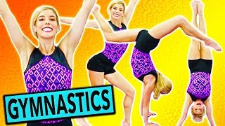 Download EXTREME GYMNASTICS CHALLENGE! | Rebecca Zamolo Video