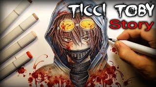 Download Ticci Toby: STORY - Drawing + Creepypasta (Kastoway) Video
