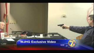 Download Panama City School Board Shooting Video