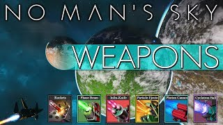 Download SHIP WEAPONS COMPREHENSIVE GUIDE in No Man's Sky Video