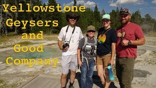 Download Old Faithful Area Hike and Meet Up Video