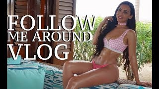Download FOLLOW ME AROUND: BAHAMAS, NYC & DRESS FITTING Video