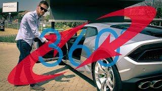Download The Lamborghini Huracán Experience - 360 Video Video