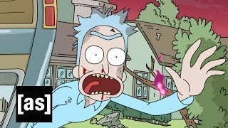 Download Inside 'The Rickshank Redemption' | Rick and Morty | Adult Swim Video
