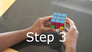Download Step by Step Guide on How to Solve the Rubik's Cube Video